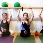 Le Pilates barre allie les rigueurs de la barre au sol et les bienfaits de la méthode Pilates. Nombreux ateliers sur yoganandini.com