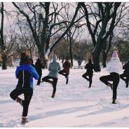 Retraite de Yoga & ski
