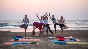 Retraites Yoga Pilates,découverte des algues et cuisine végétarienne par Nandini