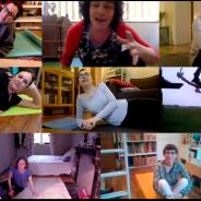 Cours en ligne de Pilates, Yoga et Assouplissements