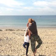 Yoga en famille en en solo  : atelier postures d'équilibre du 8 mai