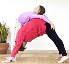 Yoga parent-enfnat nandini yoga