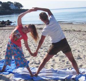 Yoga et Pilates à la Trinité sur mer par Nandini Yoga